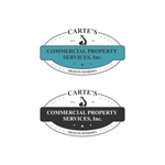 Carter's Commercial Property Services, Inc. Logo - Entry #296
