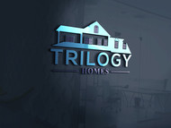 TRILOGY HOMES Logo - Entry #295