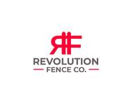 Revolution Fence Co. Logo - Entry #204