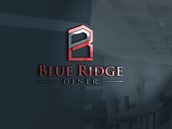 Blue Ridge Diner Logo - Entry #6