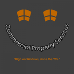 Business Logo for Commercial Property Services - Entry #97