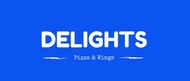 DELIGHT Pizza & Wings  Logo - Entry #7