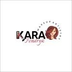 Kara Fendryk Makeup Artistry Logo - Entry #71