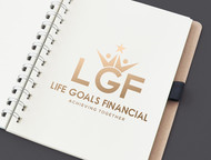Life Goals Financial Logo - Entry #117