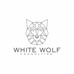 White Wolf Consulting (optional LLC) Logo - Entry #526