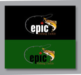 Epic Fishing Tackle Logo - Entry #22