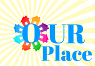OUR PLACE Logo - Entry #135