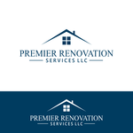 Premier Renovation Services LLC Logo - Entry #104