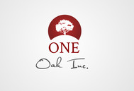 One Oak Inc. Logo - Entry #14