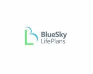 Blue Sky Life Plans Logo - Entry #265
