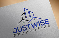 Justwise Properties Logo - Entry #125