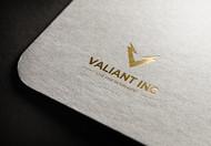 Valiant Inc. Logo - Entry #178