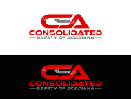 Consolidated Safety of Acadiana / Fire Extinguisher Sales & Service Logo - Entry #138
