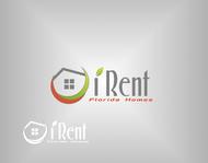 I Rent Florida Homes Logo - Entry #38