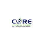 Core Physical Therapy and Sports Performance Logo - Entry #144