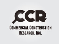 Commercial Construction Research, Inc. Logo - Entry #145