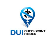 DUI Checkpoint Finder Logo - Entry #21