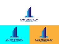 Sanford Krilov Financial       (Sanford is my 1st name & Krilov is my last name) Logo - Entry #621
