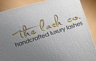 the lash co. Logo - Entry #50