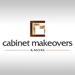 Cabinet Makeovers & More Logo - Entry #159