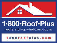 1-800-roof-plus  , i am also going to be using 1800roofplus.com for materials Logo - Entry #33