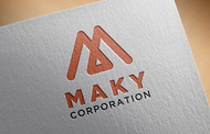 MAKY Corporation  Logo - Entry #148