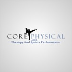Core Physical Therapy and Sports Performance Logo - Entry #274