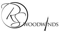 Woodwind repair business logo: R S Woodwinds, llc - Entry #20