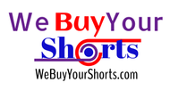 We Buy Your Shorts Logo - Entry #3