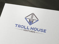 The Troll House Logo - Entry #22