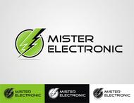 Mister Electronic Logo - Entry #9