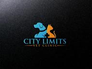 City Limits Vet Clinic Logo - Entry #267