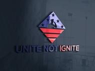 Unite not Ignite Logo - Entry #68