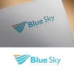 Blue Sky Life Plans Logo - Entry #171