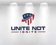 Unite not Ignite Logo - Entry #17