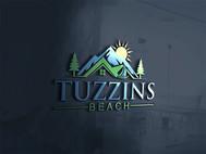 Tuzzins Beach Logo - Entry #18