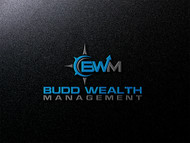 Budd Wealth Management Logo - Entry #443