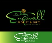 Engwall Florist & Gifts Logo - Entry #75