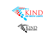 Kind LED Grow Lights Logo - Entry #56