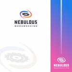 Nebulous Woodworking Logo - Entry #159