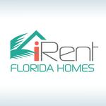 I Rent Florida Homes Logo - Entry #49