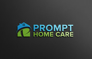 Prompt Home Care Logo - Entry #96