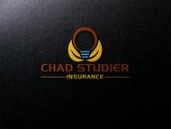 Chad Studier Insurance Logo - Entry #392