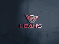 Leah's auto & nail lounge Logo - Entry #49