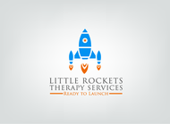 Little Rockets Therapy Services Logo - Entry #63