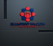 Blueprint Wealth Advisors Logo - Entry #412
