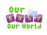 Logo for our Baby product store - Our Baby Our World - Entry #56