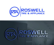 Roswell Tire & Appliance Logo - Entry #121