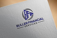 Buller Financial Services Logo - Entry #160