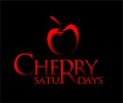 CHERRY SATURDAYS Logo - Entry #42